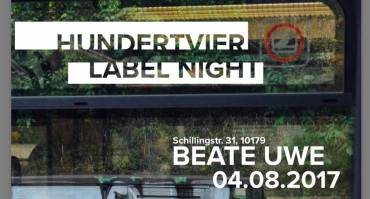 Hundertvier Label Night I Umme Ecke