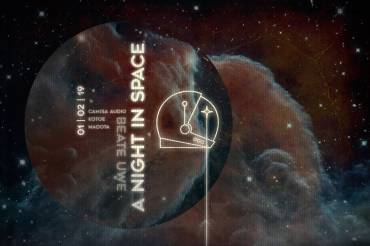 Per Anhalter • A Night in Space